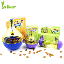 New Products Dog Toy Ball Pet Cat Food Dispenser
