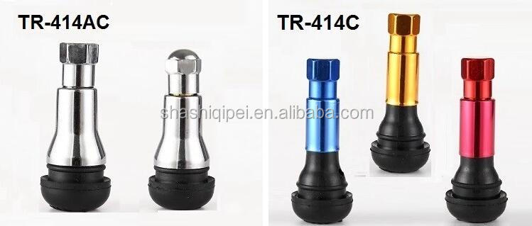 Factory Price Europe Quality Tire Valves (TR414 TR415 TR413)