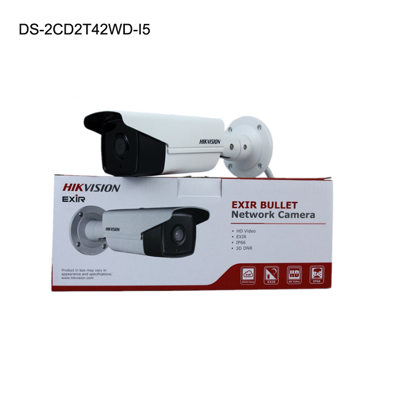 Hik EXIR Bullet Network <strong>camera</strong> 4.0MP DS-2CD2T42WD-I5
