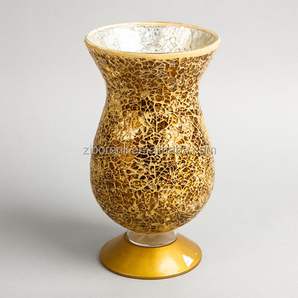 Gold Colored Glass Vases Wholesale Gold Colored Glass Vases