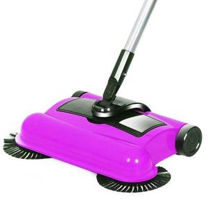 Arrival 360 spin cordless floor broom Home hand push floor sweeper