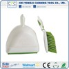 Factory direct sale cost-effective dustpan with handle brush