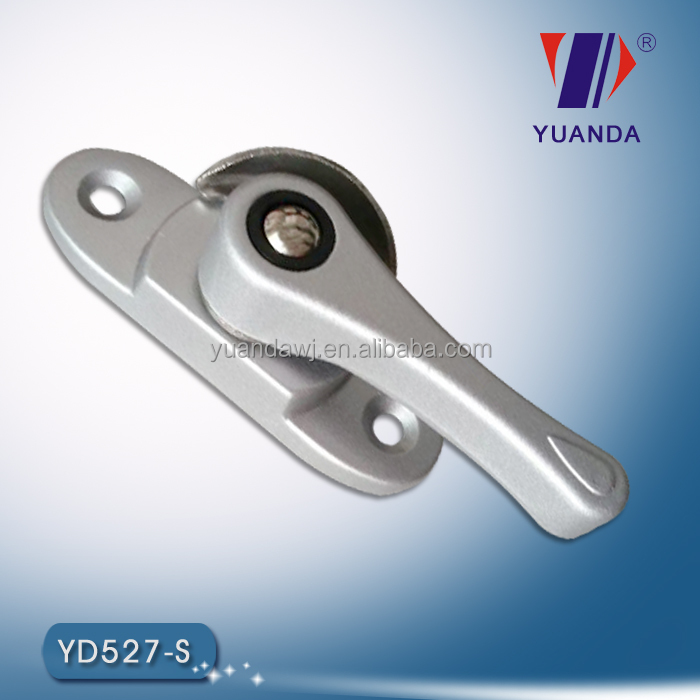YD527 Casement Window Lock UPVC Window Profile hardware and build accessories