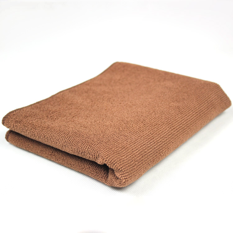 Wholesale cheap price colored microfiber bath towel microfiber factory