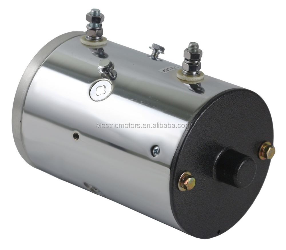 Wholesaler 12 Volt Dc Motor With Double Shaft 12 Volt Dc