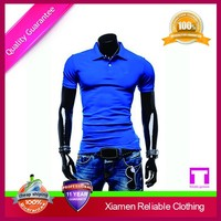 Custom best quality comfortable modern mens slim fit unisex size t-shirt