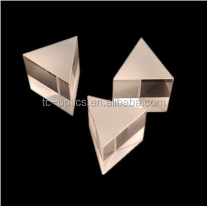 China supplier equilateral 60 degree acrylic prism