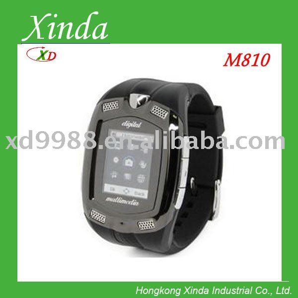 M810 hot cell watch with professional manufactory and multi-function