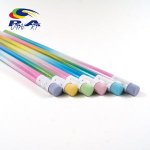 Premium Colored Pencil Foil Custom Pencils