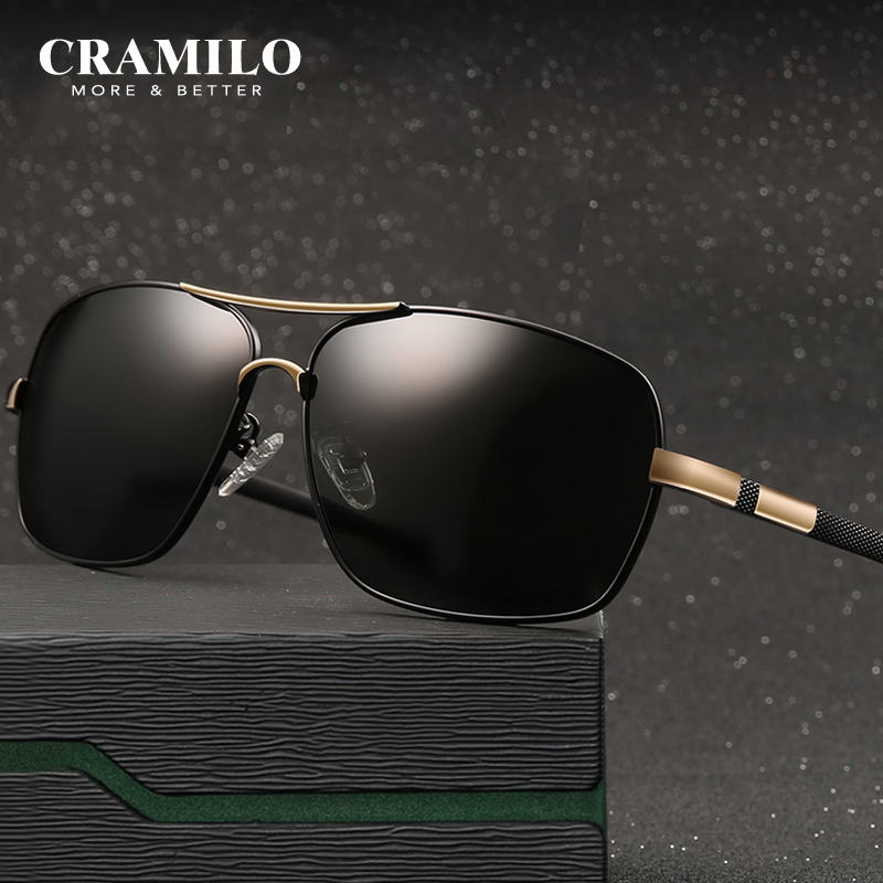 2019 Brand Designer HD Polarized Oculos fashion Men women Sunglasses UV400 Protection Sun Glasses male driving eyewear, Custom colors