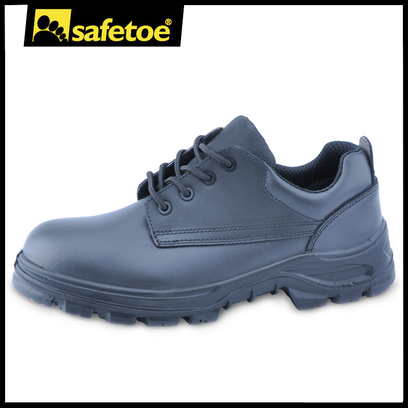 Designer Shoes From China Police For Men Steel Toe Office