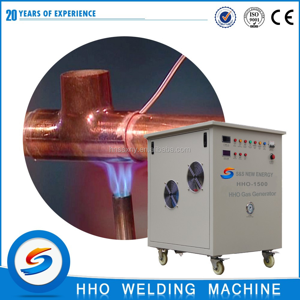 HHO1500 thermocouple welding machine