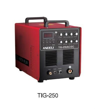 TIG stick welding machine tig ac dc 200 super 200p tig welder