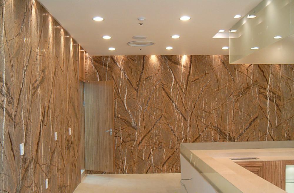 Mejor material de aislamiento t rmico piedra sint tica de for Tipos de piedras para paredes interiores