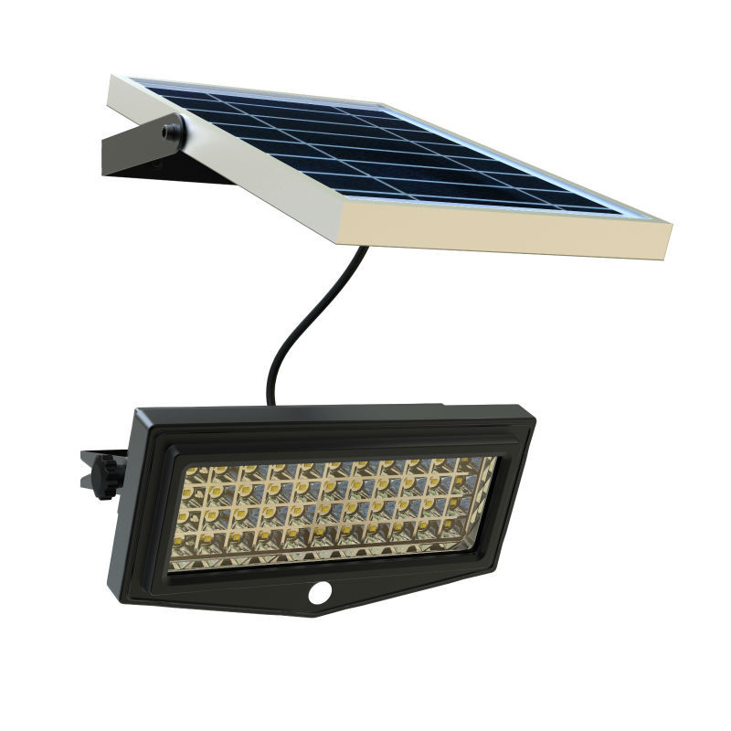 Small Led Garden Fence Solar Lights Fixture For Stairs Esl-06 ...