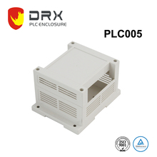 Plastic Distribution Housing Case Din Rail Enclosure for Electronic