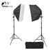 "Newest design top quality 24"" x 24"" speedlite softbox"