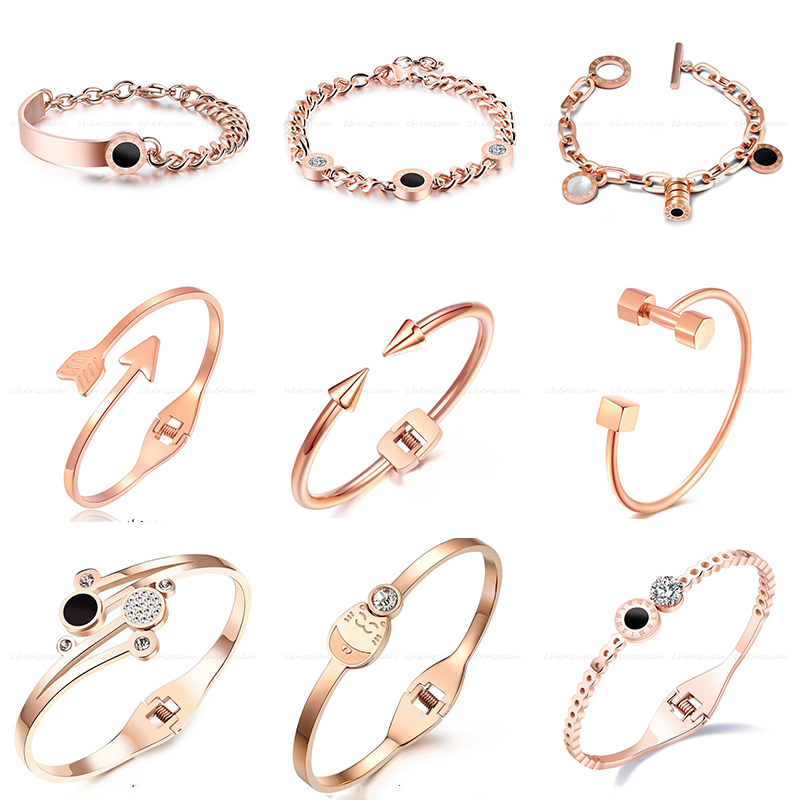 High quality china factory 316l stainless steel jewelry style 316 stainless steel jewelry bracelets