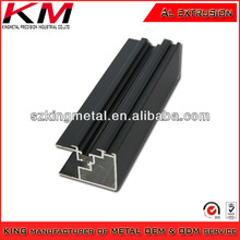 Aluminum oxidation building profile color coated extrusion