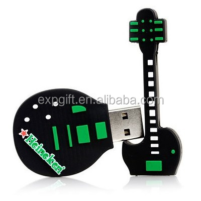 Guitar USB Flash Drive / Electric Guitar USB Flash Drive / Lute USB Flash Drive