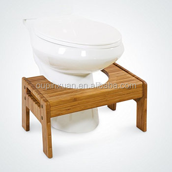 Awe Inspiring Toilet Foot Stool Adjustable Height 7 Or 9 Eco Friendly Bamboo Foot Stool Toliet Stool Buy Food Stool Adjustable Foot Stool Toilet Stool Product Pabps2019 Chair Design Images Pabps2019Com