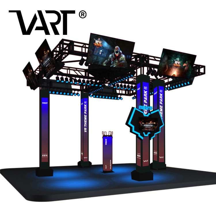 Best Steam 4 Players Shooting Battle Team Vr Multiplayer Games Free  Standing Vr Walker Vr War Simulator - Buy Vr Multiplayer Games,Vr  Multiplayer,Vr