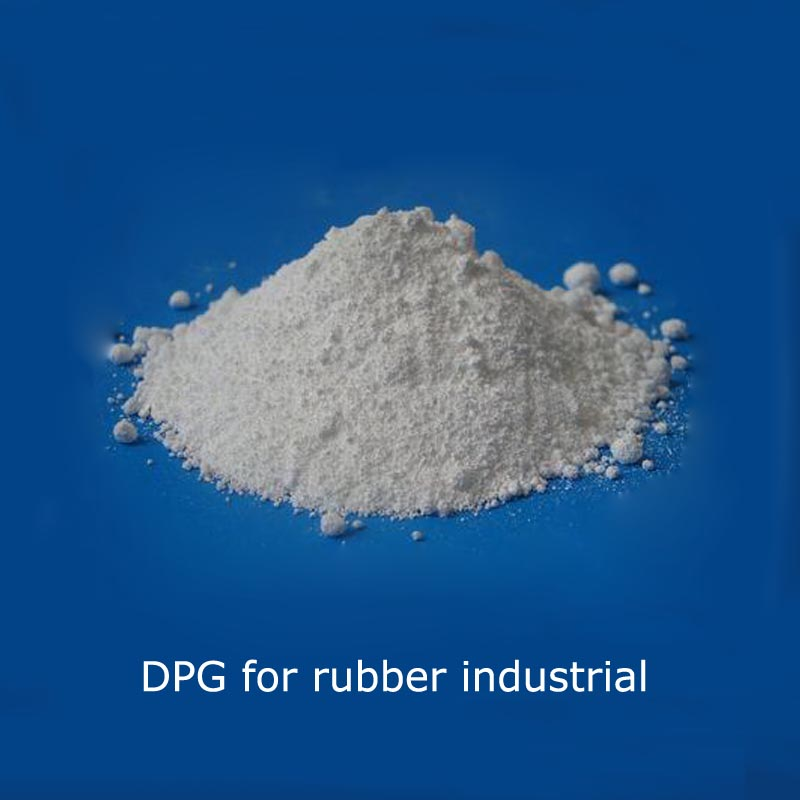 Grade A rubber agent used in rubber industrial Rubber Accelerator DPG