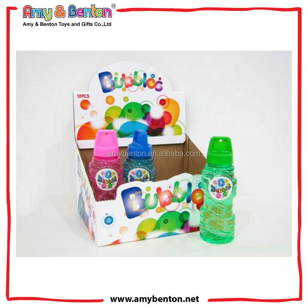 Hot Summer Toy Bubble Water Toys Promotional Bubble Set For Sale