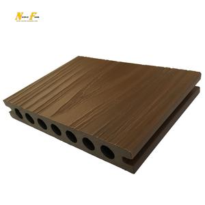 High quality balcony Coextrusion WPC Outdoor Decking Boards