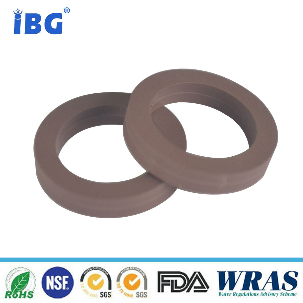 Rubber gasket seal used to assemble Automotive oil and fuel filters