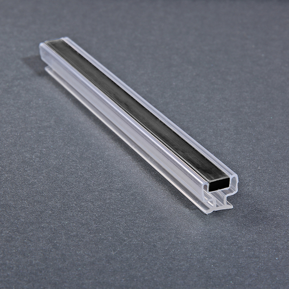 Pvc Frame Magnetic Shower Door Seal Strip For Bathroom Buy