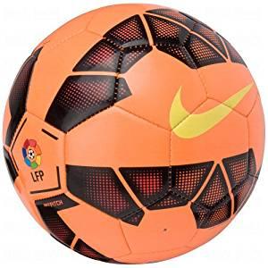 NIKE TOTAL 90 ASCENTE LFP Matchball weiß schwarz orange