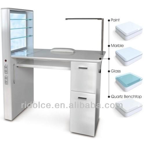 Nagel tabelle manik retisch nagelstudio zubeh r und for Nail salon equipment and furniture