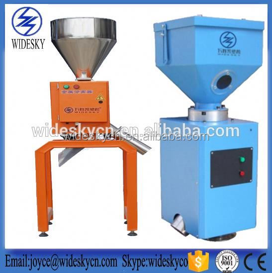 SMS eddy current seperator of non-ferrous metal separator machine