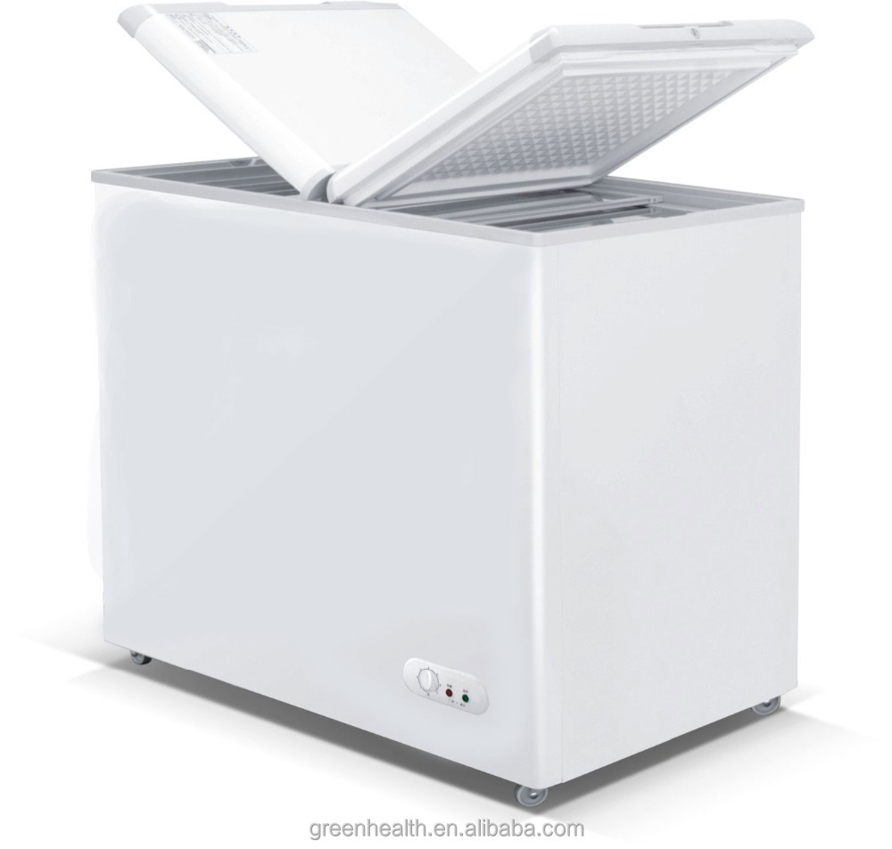 Green Amp Health Butterfly Open Chest Freezer Used Deep
