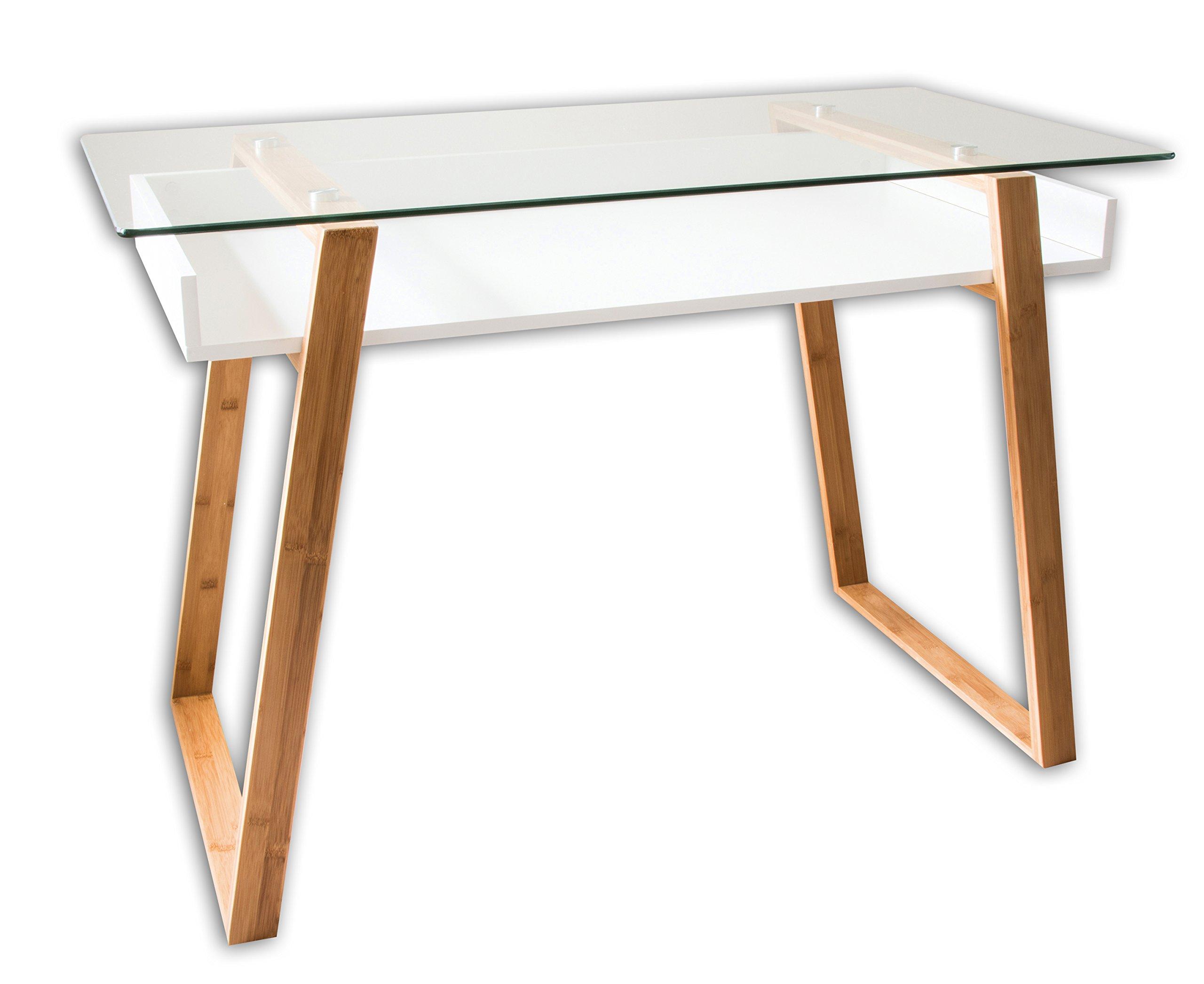Buy Bonvivo Writing Desk Massimo Contemporary Desk