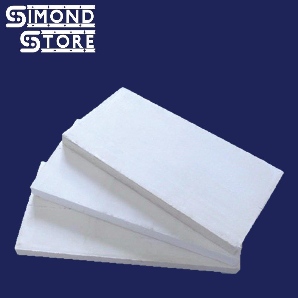 "Calcium Silicate Board Insulation 1832F 1""x6""x23.6"" for Backup Insulation"