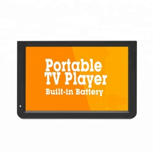 Digital portable tv Popular 10 inch lcd tv 12 volt tv,Full Seg ISDB-T Led Car TV,Wholesale New Mini Television