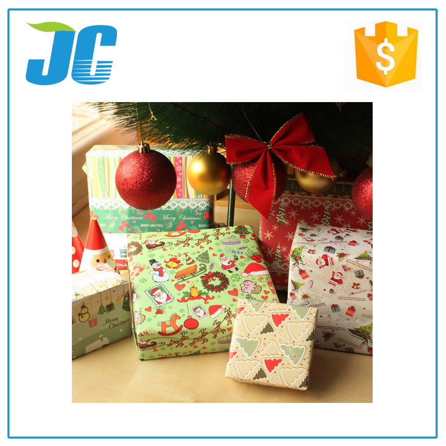 Creative personality design gift packaging favor wrapping paper factory price