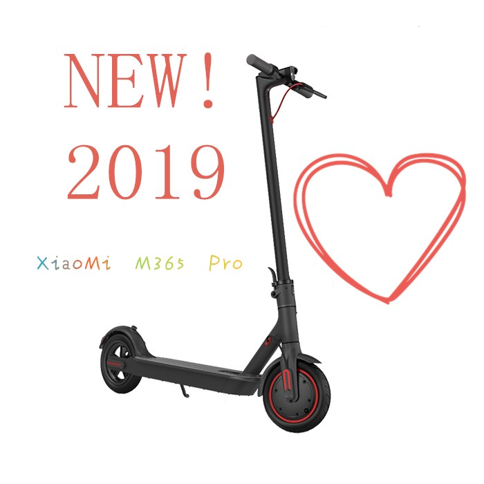 2019 New Products Xiaomi Scooter Pro M365 Pro Electric Scooter, Black.white