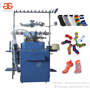 China Factory Price Automatic Industrial Soosan Socks Machinery Knitting Machine For Making Socks