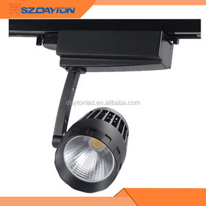 Shop color lighting 30W 35w 32w cob led track spotlight with Lifud driver