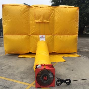 Safety Air Cushion Bag Inflatable Rescue Jump Mattress