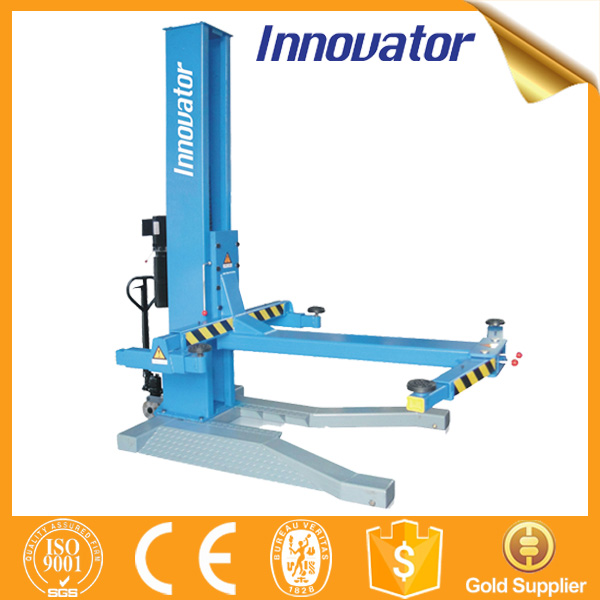 Manual release used automotive scissor lift IT8812