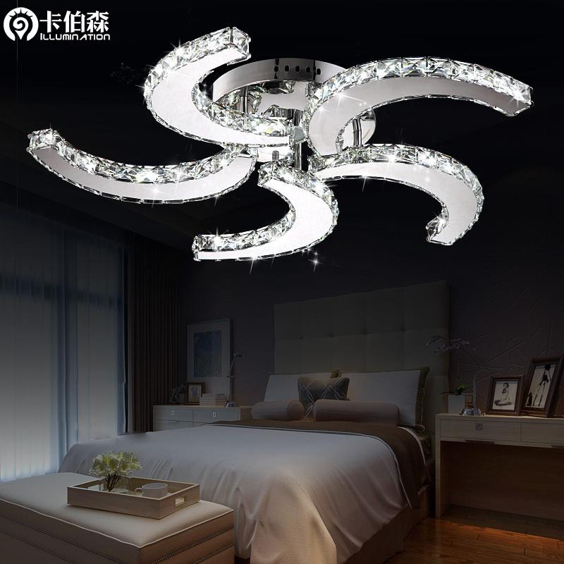 Free Shipping Fan Ceiling Light Led Bedroom Lights Living