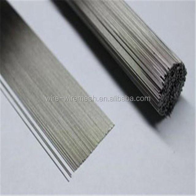 0.3-5 Meter Long Pre Cut Construction Binding Use Galvanized Iron Wire / Straight Cut Wire