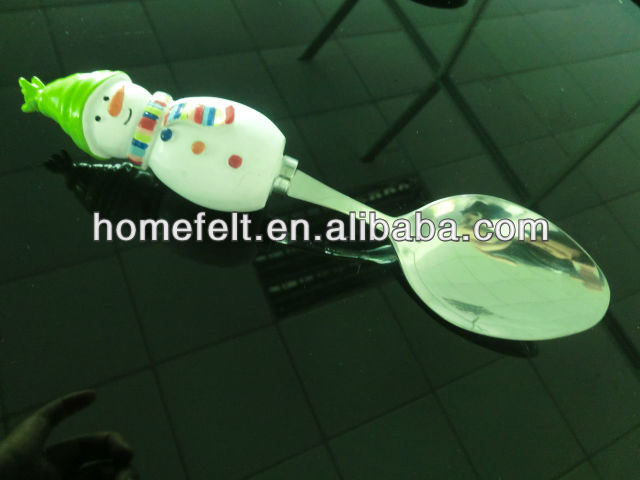 Promotional gift of icecream spoon