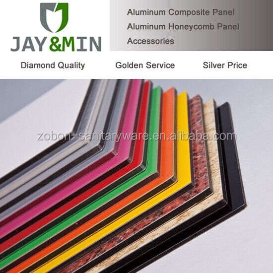 Jay&Min good quality best price metal panel facade