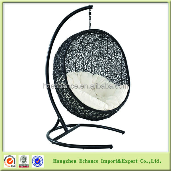 Swing Egg Chair/egg Shaped Chair/egg Chair Canada Market Fn4112   Buy Swing Egg  Chair,Egg Shaped Chair,Egg Chair Canada Product On Alibaba.com