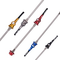 ZTTO MTB Road Bicycle Quick Release Skewers Ultralight